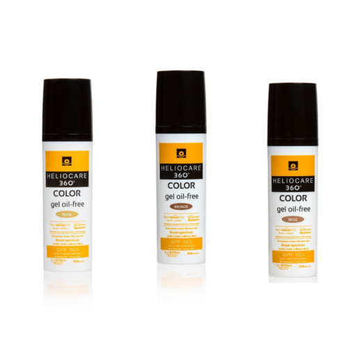 Heliocare 360 COLOR Gel oil-free SPF 50
