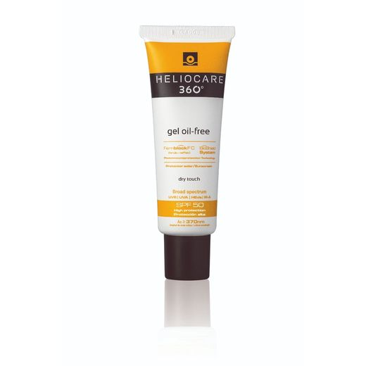 Heliocare 360 Gel oil free SPF 50